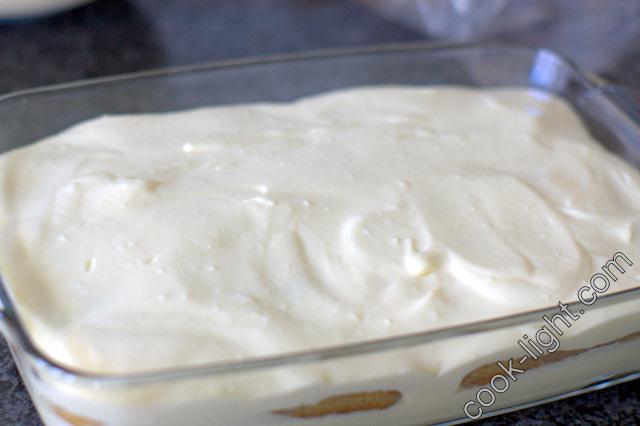 и еще слой крема